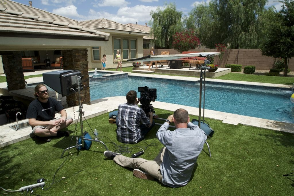California Pools & Landscape - California Pools & Landscape - Ambient Skies Productions - Video